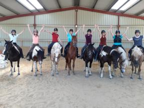 équitation plaisir aux écuries des perrelles à la vacquerie